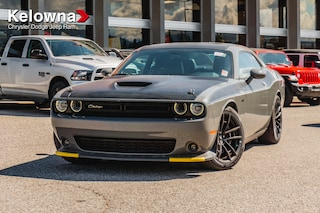 New 2019 Dodge Challenger Scat Pack 392 Coupe K19374 in Kelowna, BC