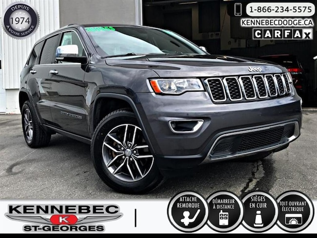 2017 Jeep Grand Cherokee 4WD 4dr Limited