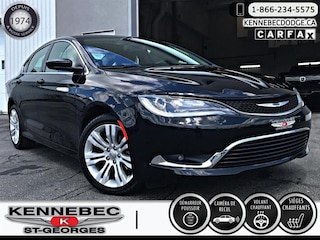 2015 Chrysler 200 4dr Sdn Limited FWD Berline