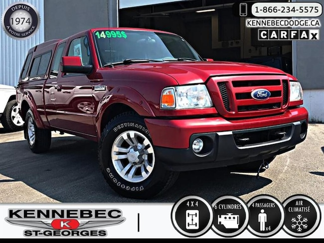 2011 Ford Ranger 4WD SuperCab 126[Quotations] Camion