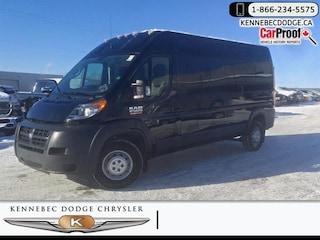 2018 Ram ProMaster 2500 High Roof 159 in. WB Van Cargo Van