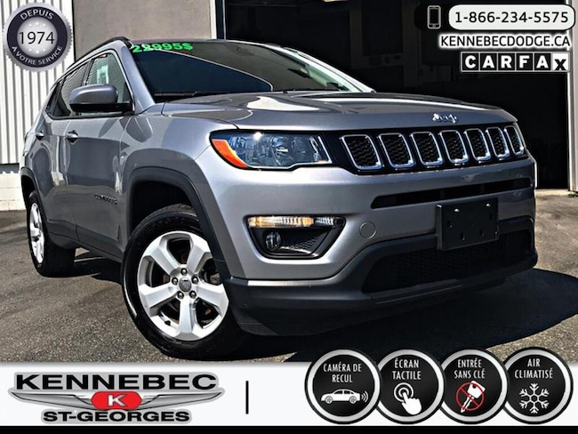 2018 Jeep Compass North 4x4