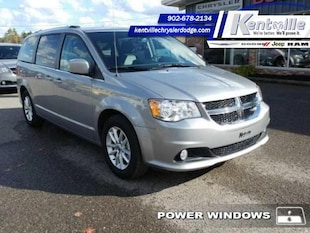 2018 Dodge Grand Caravan Crew - Aluminum Wheels Van