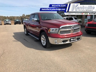 2015 Ram 1500 Longhorn - Navigation -  Leather Seats Crew Cab