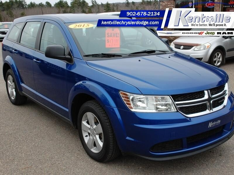 2015 Dodge Journey CVP/SE Plus -  - Air - Tilt VUS