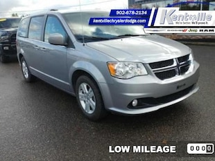 2018 Dodge Grand Caravan CVP/SXT Van