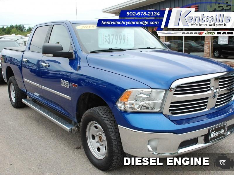 2015 Ram 1500 SLT - One Owner - Local - Trade-in Crew Cab
