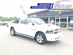 2015 Ram 1500 Sport Leather - A/T MUD Tires - Look! Crew Cab