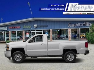 2015 Chevrolet Silverado 2500HD WT -  AM/FM Stereo Regular Cab