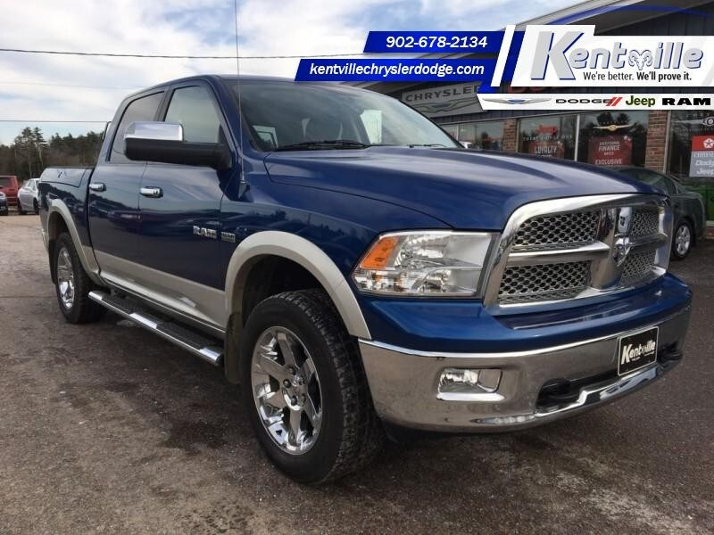 2010 Dodge RAM 1500 Laramie - Heated Seats Crew Cab