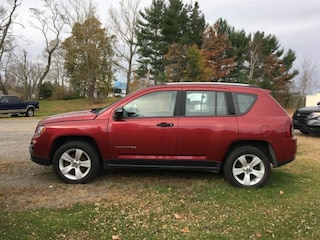 2015 Jeep Compass Sport - Aluminum Wheels -  Fog Lamps SUV