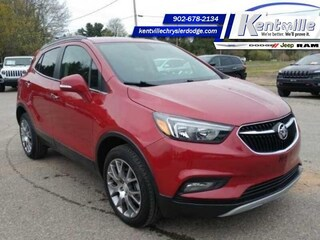 2018 Buick Encore Sport Touring -  Fog Lamps SUV