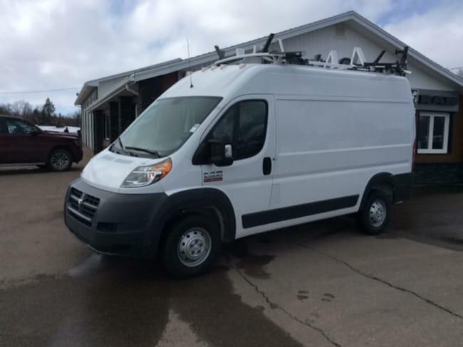 2017 Ram ProMaster 2500 High Roof Van Cargo Van