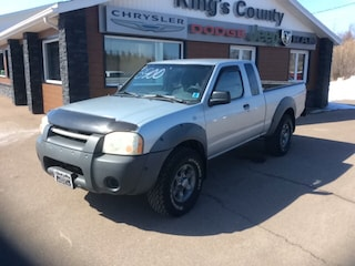 2002 Nissan Frontier XE-V6 Camion cabine King