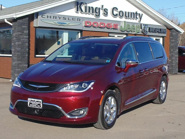 2018 Chrysler Pacifica Limited Van
