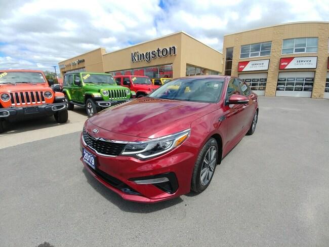 2019 Kia Optima Plus Sedan
