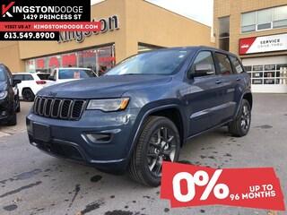 2021 Jeep Grand Cherokee 80th Anniversary Edition | Panoramic Sunroof | Premium Lighting Group | Ventilated Front Seats || SUV