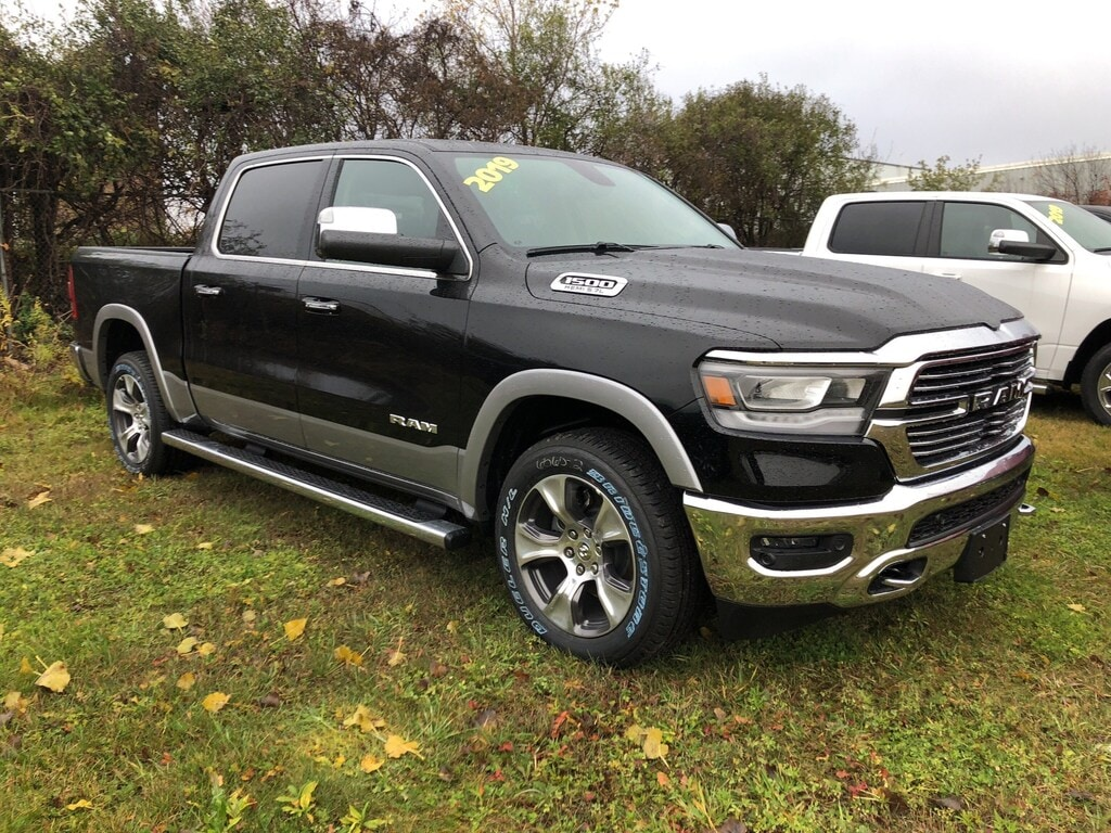 2019 Ram All-New 1500 Laramie 4x4 Truck Crew Cab