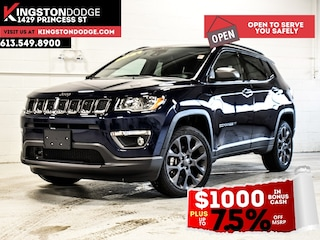 2021 Jeep Compass 80th Anniversary Edition | Tow | Leather | Power L 4x4
