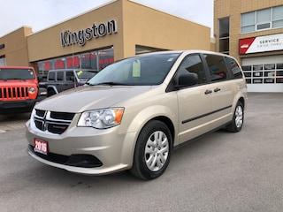 2016 Dodge Grand Caravan 4dr Wgn Canada Value Package - Bluetooth!