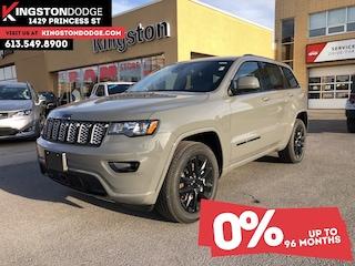 2021 Jeep Grand Cherokee Altitude | Power Liftgate | Remote Start | Trailer Tow | Nav | SUV