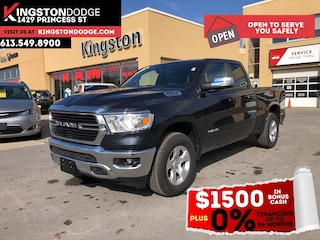 2021 Ram 1500 Big Horn | Bed Utility Group | Remote Start | Heat 4x4 Quad Cab 140.5 in. WB