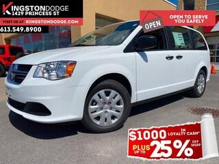 2020 Dodge Grand Caravan Canada Value Package   Power Locks & Windows   Eas Van