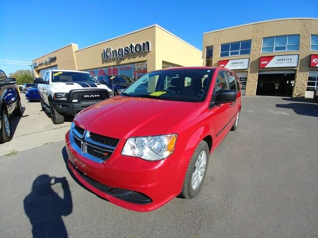 Kingston Car Dealerships >> 2014 Dodge Grand Caravan Se