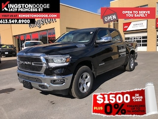 2021 Ram 1500 Big Horn | Bed Utility Group | Remote Start | Heat 4x4 Crew Cab 144.5 in. WB