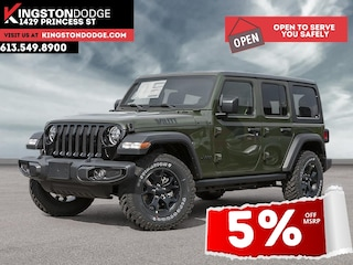 2021 Jeep Wrangler Sport Willys | Dual Tops | Heated Seats | Safet Gr 4x4