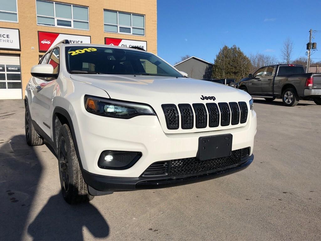 2019 Jeep New Cherokee Altitude 4x4 SUV