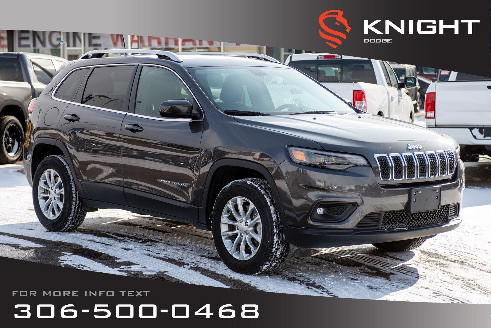 2019 Jeep Cherokee North | Bluetooth | Back Up Camera | North 4x4