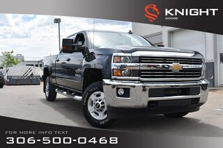 2017 Chevrolet Silverado 2500HD LT | Navigation | Remote Start | Power Driver Seat 4WD Crew Cab 153 LT