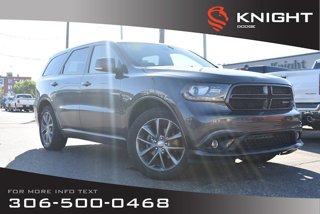 Knight Dodge Swift Current >> 2014 Dodge Durango Limited Leather Heated Seats Steering Wheel Awd Limited