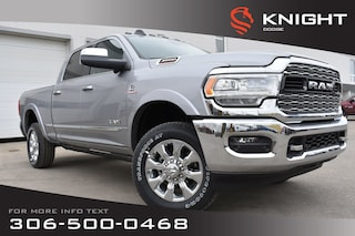 2019 Ram 3500 Limited Crew Cab | Sunroof | Navigation | 12 Touch Truck Crew Cab
