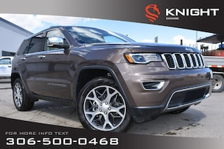 2019 Jeep Grand Cherokee Limited V6 | Sunroof | Navigation SUV