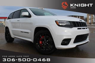 2019 Jeep Grand Cherokee SRT 6.4L Hemi | Sunroof | Navigation SUV