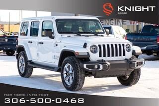 2020 Jeep Wrangler Sahara SUV