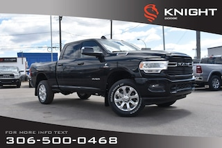 2019 Ram 2500 Big Horn Crew Cab | Heated Seats and Steering Whee Truck Crew Cab
