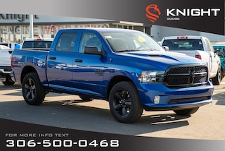 2019 Ram 1500 Classic Express Crew Cab   8.4 Touchscreen   Back-up Camer Truck Crew Cab