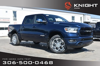 2019 Ram All-New 1500 Big Horn Crew Cab | Heated Seats and Steering Whee Truck Crew Cab