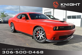 2016 Dodge Challenger SRT 392 | Power Driver Seat | LOW KMs | Accident F Coupe