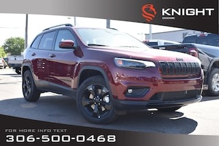 2019 Jeep New Cherokee Altitude 4x4 V6 | Heated Seats and Steering Wheel SUV