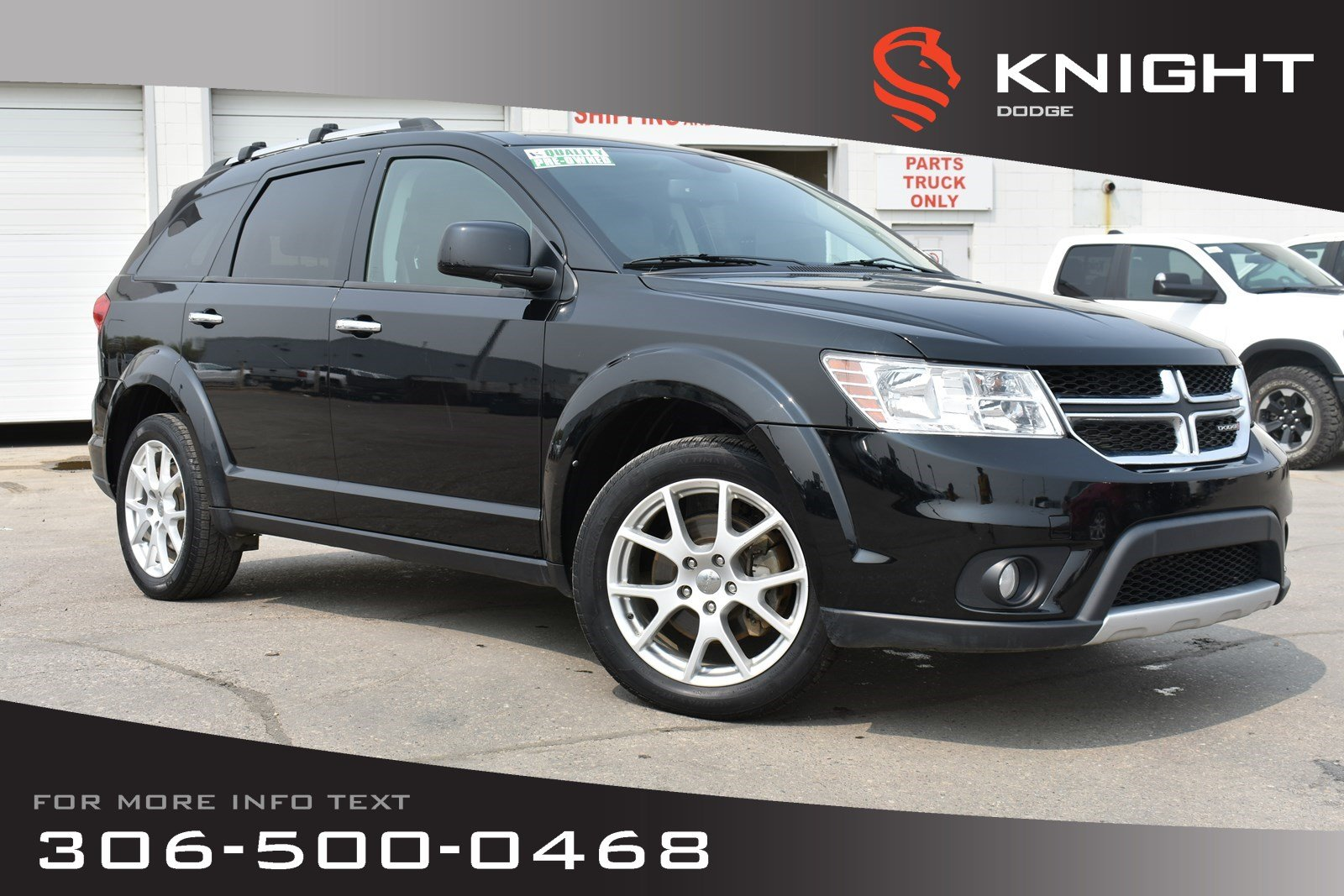 2014 Dodge Journey R/T | Leather | Heated Seats | 3rd Row Seating | AWD  R/T