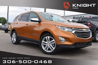 2018 Chevrolet Equinox Premier | Leather | Heated & Cooled Seats | Low KM AWD  Premier w/2LZ
