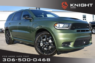 2019 Dodge Durango R/T AWD | Sunroof | Navigation | DVD SUV