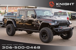 2020 Jeep Gladiator Rubicon | Navigation Truck Crew Cab