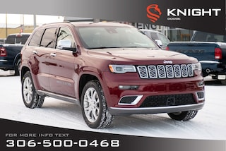 2020 Jeep Grand Cherokee Summit V6 | Sunroof | Navigation SUV