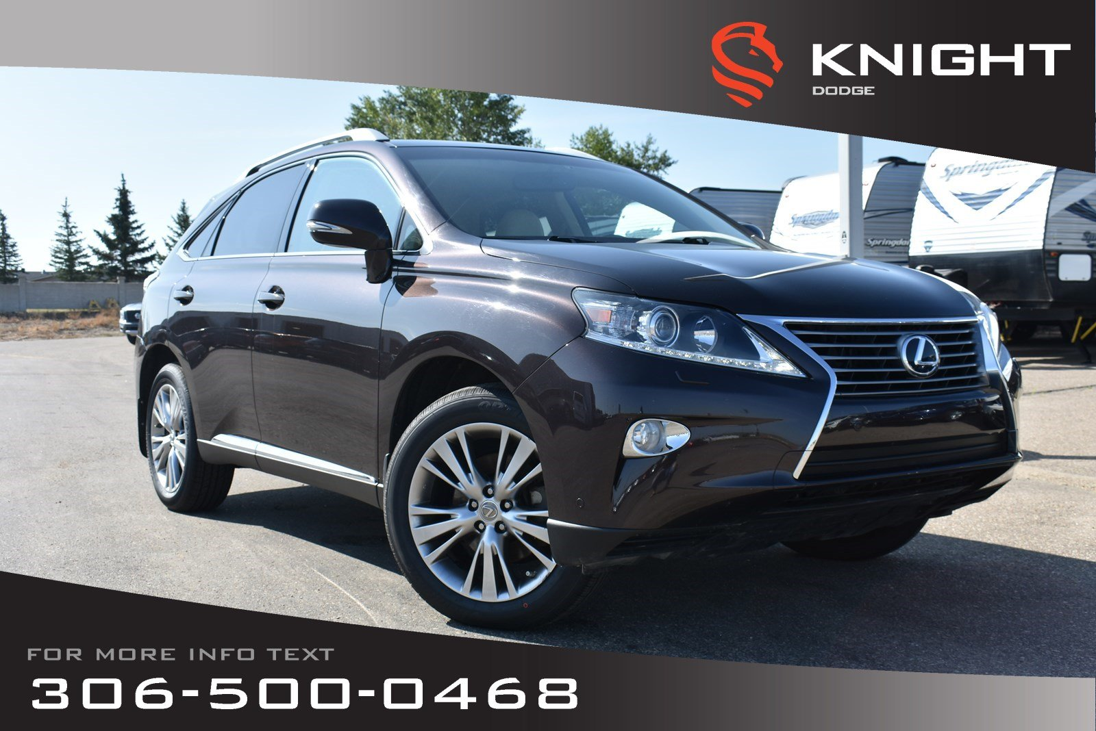 2014 LEXUS RX 350 | Leather | Heated & Cooled Seats | Navigation AWD