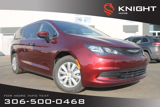Knight Dodge Swift Current >> 2018 Chrysler Pacifica L Van